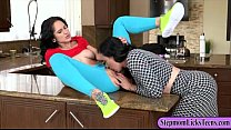 Akira Shell and Aerial Cruz pleasuring each oth... Thumbnail