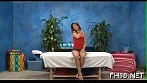 Erotic massage large o