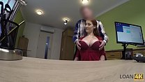 7394 LOAN4K. Loan porn of Isabella Lui who hypnotizes manager with tits preview