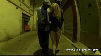 Sucking my black lover in the street preview image