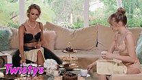 When Girls Play - (Scarlett Sage, Emma Hix) - Rules For High Tea - Twistys thumbnail