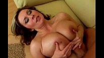 Amazing Mature Tit Cumshot
