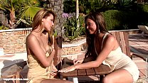 Klaudia and Natali having lesbian sex presented by Sapphix - Lapping Lovers