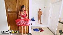 BANGBROS - MILF Stepmom Nikki Benz Fucks Abella Danger And Her Boyfriend - 9Club.Top