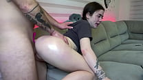 Young Beauty Just Wants To Be Stuck In A Tight