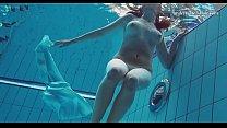 Piyavka Chehova big bouncy juicy tits underwater