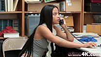 Bonnie Grey And Maya Bijou Shoplifters Threesome8hd-5