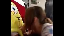 She loves spongebob thumbnail