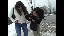 7378 ineed2pee - mandy & alex street accident preview