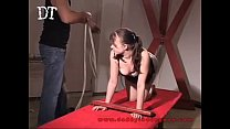 Teen Odrina Forced Blowjob And Tit Caning
