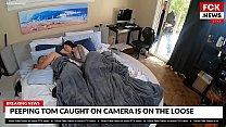 FCK News - Creepy Home Intruder Caught On Camera thumbnail