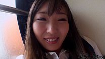 Step Sister From Japan Is Shy About This Sex Video