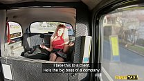 Fake Taxi Romy Indy gets fucked by the Big D image