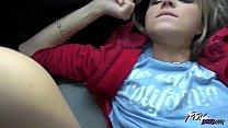 Multiorgasmic slut Gina Gerson ride stranger in car for her pleasure preview image