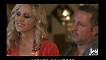 Curious couple invite Jessica Drake for their first threesome Thumbnail