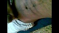 tamil boy jerks his 7inch cut cock