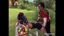 Carmen Enjoys Sex in the Garden Vorschaubild