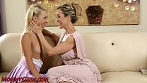 Knockers steplez kissing & nicole24cam thumbnail