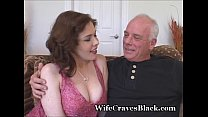 Busty Wife Fucking Black Stud preview image