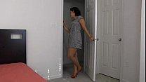 Hiding in my Closet