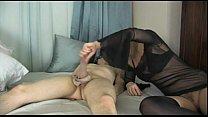 Pantyhose Handjob Free Sex Toy Porn Video 4e-Pantyhose4u.net preview image