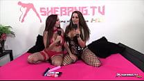 Shebang.TV - Porcha Sins & Tina Love in HD preview image