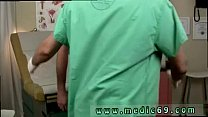 Jacking off doctor together and hospital gay sex move first time