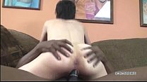 Slutty Shelly getting pounded with a black cock video