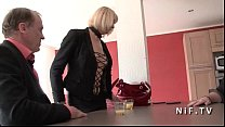 Amateur Busty french mature hard anal plugged i...