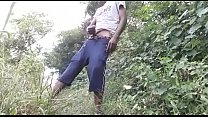 Tamil guy solo in forest