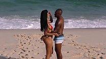 16869 Shayene Samara fodeu com negão do pau grande na praia da Barra preview