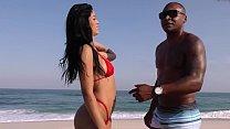 Shayene Samara fodeu com negão do pau grande na praia da Barra Vorschaubild