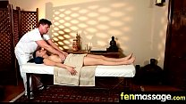 Sexy Masseuse Helps with Happy Ending 20