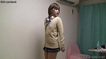 Free download video bokep Japanese Schoolgirl Hikaru Undressing