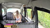 Female Fake Taxi Busty blonde wants big hard British cock - 69VClub.Com