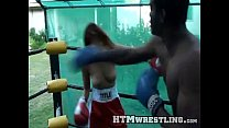8159 Topless Mixed Boxing preview