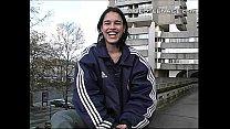 sexy brunette teen casting