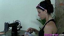 Italian feet push pedal - download porn videos