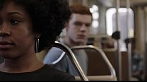 Ian Gallagher from Shameless having straight se...