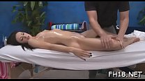 Massage sex therapy video