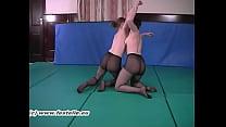 Pantyhose Catfight Vixen vs Morgan 1