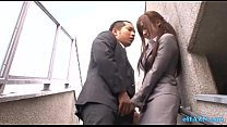 Free download video bokep Office Lady Giving Blowjob For Guy Cum To Mouth...