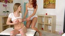 Screenshot Fingering Da isies Sensual Lesbian Scene By Sapphix