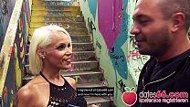POV PICKUPS ► Blonde MILF In Öffentlichkeit Auf