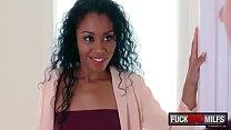 Mya Mays and Jasmyne De Leon in Mothers Interracial Interaction pornhub video