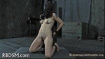 Demeaning a handcuffed girl صورة
