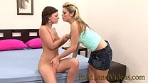 street pick up for hot lesbian fuck in porno studio - Download mp4 XXX porn videos