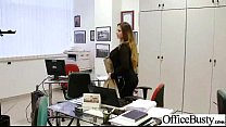 Big Hot Melon Tits Worker Girl Banged In Office...