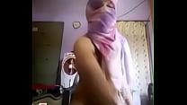 بنت سعودية منقبة تصور نفسها عارية خالص صورة