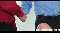 Helping our Daughters To Stretch Out & Fuck    DaughterLust.com thumbnail